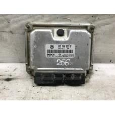 Блок управления двигателем 022906032BF